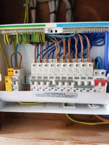 Peterborough Electrician customer job J