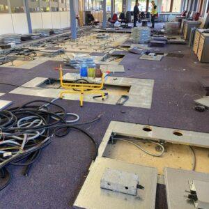 commercial floor box 2
